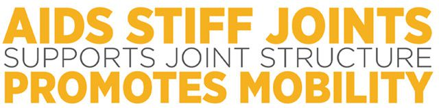 maxxiflex+ dog joint supplement aids stiff joints, supports joint structure and promotes mobility