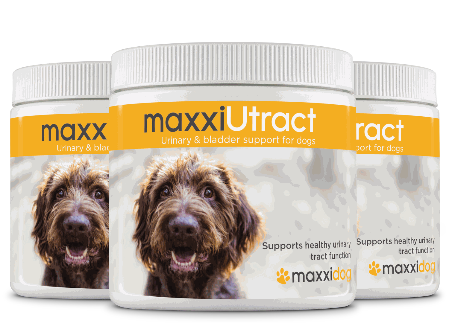 maxxiUtract for dogs-3 bottles