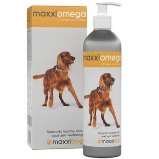 maxxiomega oil for dogs 10 oz