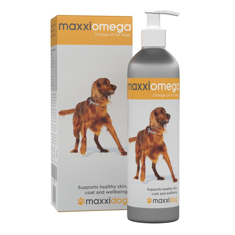 maxxiomega for dogs 296 ml