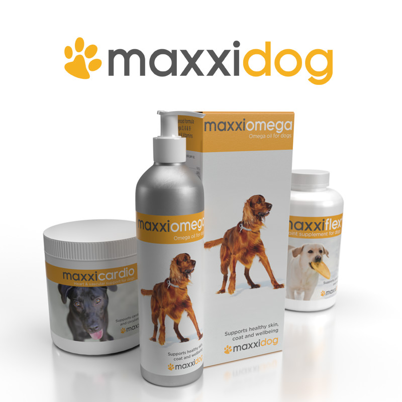 maxxidog health supplements for dogs from maxxipaws