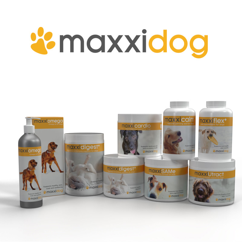 maxxiUtract available for dogs and cats